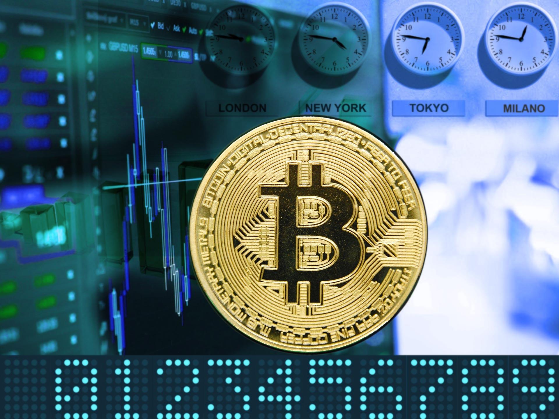 i mercati azionari bitcoin